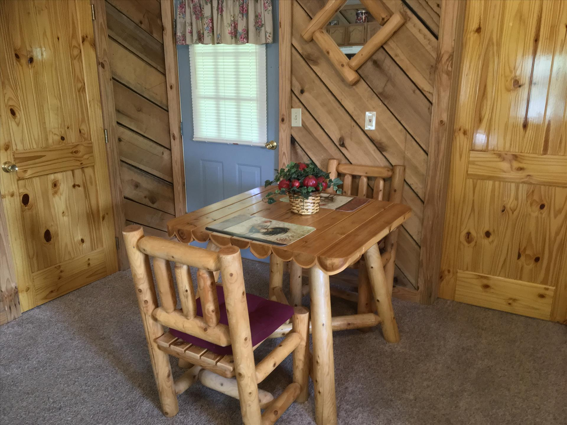 Beartracks Morning Glory Vacation Rental Cabins In